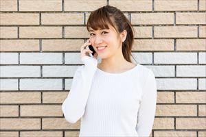 ヌルホワイトを電話注文する学生
