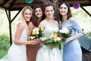 プラセンタファインを愛好する花嫁