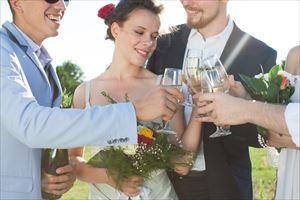 キレイ・デ・ボーテ プラセンタジュレでケア後の花嫁